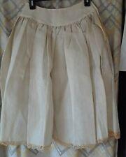 Vintage Anne Fogarty Gracette Lace Trim Petticoat Slip Crinoline