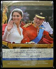 2011 ISLE OF MAN POST OFFICE ROYAL WEDDING COLLECTION (Album) U/M Face £13+FDC
