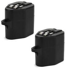 2x Batteria 6V, 2000mAh, per Karcher RC 3000 RC 4000 Siemens VSR 8000