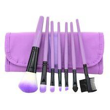 Pro 7pcs Makeup Brushes Set Powder Foundation Eyeshadow Eyeliner Lip Cosmetic