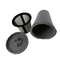 3 Kits K-Cup Reusable Replacement Coffee Filter Refillable Holder For Keurig Hot