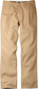 Mountain Khakis Slim Fit Original Mountain Pants Men's Yellowstone 42Wx32L 42x32