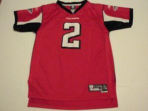 Matt Ryan Atlanta Falcons Reebok NFL Jersey Boys Extra Large (18-20) #2 sewn