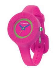 Converse Skinny Pink Women's Watch VR023-670 Analogue Silicone Shocking Pink