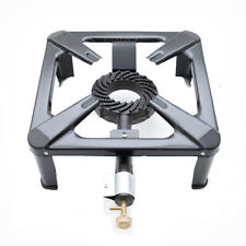 LPG Cast Iron Gas Burner Cooker Catering Commercial Camping Large size