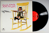 Lily Tomlin - And That's the Truth (1972) Vinyl LP • Edith Ann, Stand Up Comedy