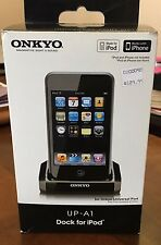 ONKYO DOCK FOR IPOD UP-A1