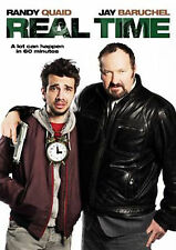 Real Time (DVD, 2009) DON'T BUY FROM AUTO 1 CENT UNDER ME  NEW