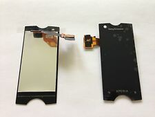 Original Numériseur LCD Display touch screen ensemble complet F. sony xperia ray st18i