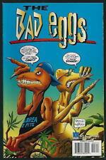 THE BAD EGGS US ARMADA COMIC VOL.1  # 3of4/'96