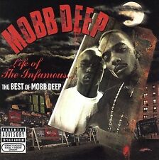 MOBB DEEP - LIFE OF THE INFAMOUS: THE BEST OF MOBB DEEP [PA] (NEW CD)