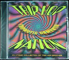"V/A ""TRIP HOP NATION: TRIPNOTIC DEMENTIA"" 1996 CD COMPILATION 12 TRACKS *SEALED*"