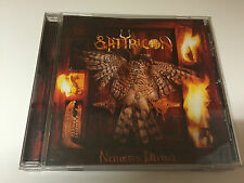 Satyricon  Nemesis Divina 1999 CD NEW 7273616851264