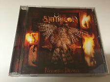 Satyricon  Nemesis Divina 1999 CD NEW 7273616851264