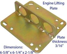 Universal Engine Motor Lift Lifting Pull Remove Plate