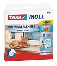 Tesamoll Premium Flexible Fenster- und Türdichtung