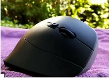 New listing Cherry Mw 4500 Ergonomic Wireless Mouse - Black - Gently Used