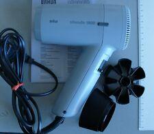 SECADOR DE PELO BRAUN SILENCIO PX 1600 -220V / 1600W- Color Gris claro