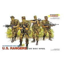 Dragon 3004 US Rangers 1/35 scale plastic model figure kit