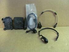 Axon Flex Camera with Ball Cap and Ratchet Collar Mount