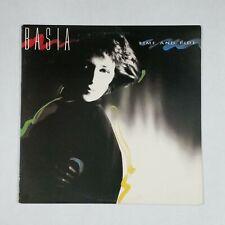 BASIA Time And Tide FE40767 Promo LP Vinyl VG++ Cover VG+ near ++