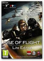 Juego Rise of Flight – Edición Lite - PC Windows XP/Vista/7 NUEVO