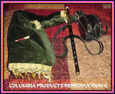 BRAND NEW IMPORTED Irish Uilleann Bagpipes Practice Set, COLUMUBIA CP Made.