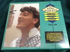 Sealed 6 CD Rockabilly Boxed Set : The Gene Vincent Box Set ~ 1956-1964 ~ EMI