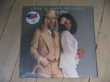 LP LEON & MARY RUSSELL - WEDDING ALBUM / neuf & scellé