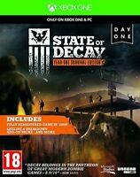 State of Decay Year One Survival Edition Xbox One **FREE UK POSTAGE!!**