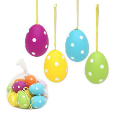 12 Set Plaste Huevos Arbusto COLGADURA Pascua para colgar frühlingsbehang 25150