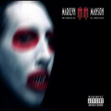 "MARILYN MANSON ""THE GOLDEN AGE OF GROTESQUE"" CD NEW+"