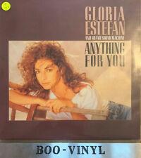 Gloria Estefan Miami Sound Machine Anything For You EX Vinyl LP Record