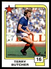 Panini Soccer Cards 1988 - Terry Butcher # 16