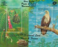 280546 / Vogel ** MNH Fauna Tier Block Indonesien