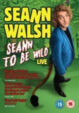 Seann Walsh - Seann To Be Wild (DVD, 2013) - Sealed