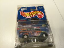 1998 Hotwheels Dairy Delivery Truck blister pack