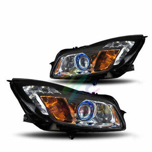 For 2009-13 Buick Regal HID Bi Xenon Headlamp Projector Headlights Assembly