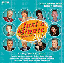 Just A Minute: The Best Of 2011 [Audio CD]