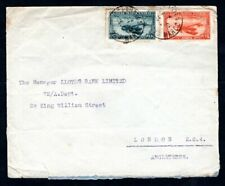 Morocco - 1930 Airmail Cover to London