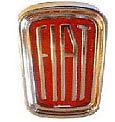 Fregio anteriore Fiat 500 L