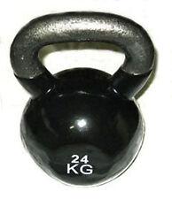 Kettlebell nero 24kg
