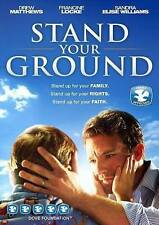 STAND YOUR GROUND (DVD, 2015, WS)  DON'T BUY FROM AUTO 1 CENT UNDER ME   NEW