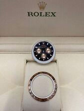New Factory Rolex Daytona 116505 Everose 18k Black Dial with Bazel Rose Gold