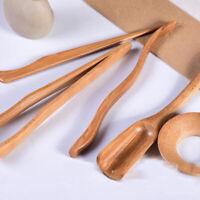 Bamboo Tea Utensils Chinese Gongfu Tea Ceremony Cha Dao Tools Set W