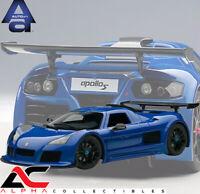 AUTOART 71303 1:18 GUMPERT APOLLO S (BLUE) SUPERCAR