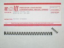 WOLFF™ REPLACEMENT RECOIL SPRING 13 lbs standard fits BERETTA 92 FS/B 9mm