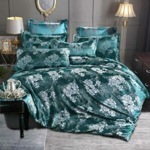 Weave Duvet Cover Bed Euro Bedding Set 240x220 Quilt For Double Home Pillowcases