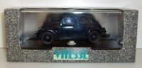 Vitesse 1/43 Scale - 400 0 Volkswagen Sedan Dark Blue