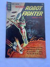 MAGNUS ROBOT FIGHTER #13 Gold Key Comics 1966